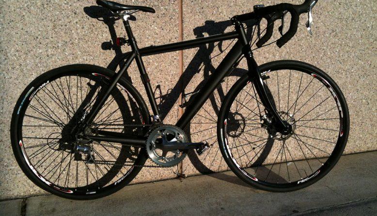 custom built cross bike