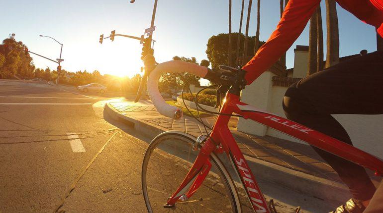 2007 Specialized Comp road bike