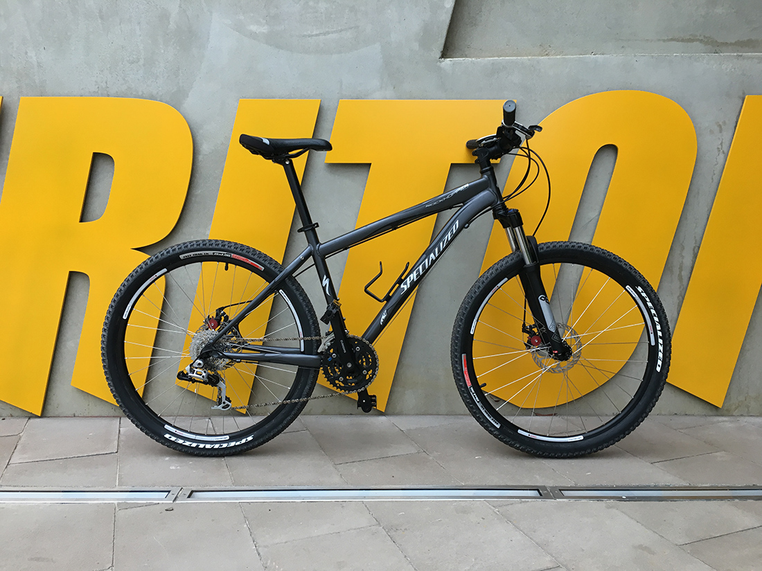 2009 Specialized Rockhopper Comp