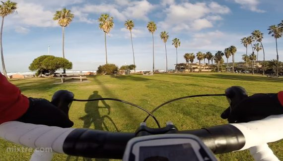 la jolla shores cycling