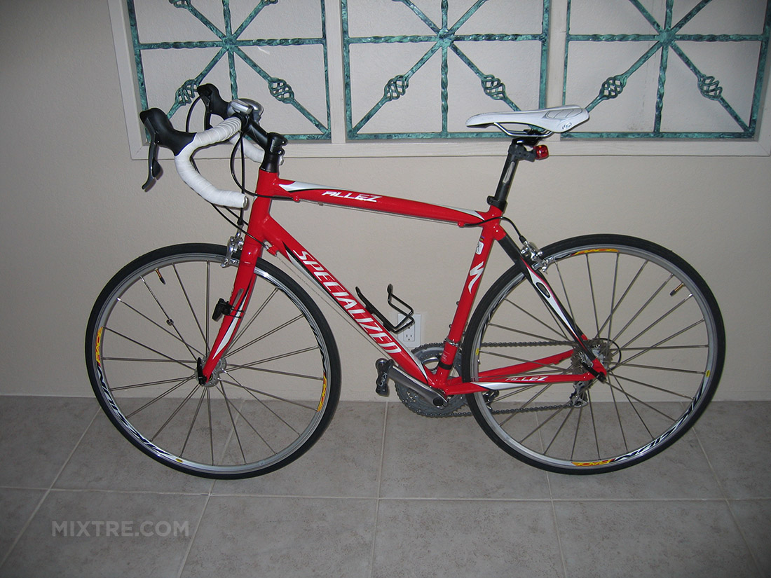 2007 Specialized Allez Comp road bike