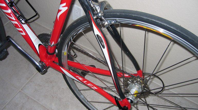 2007 Specialized Allez Comp road bike