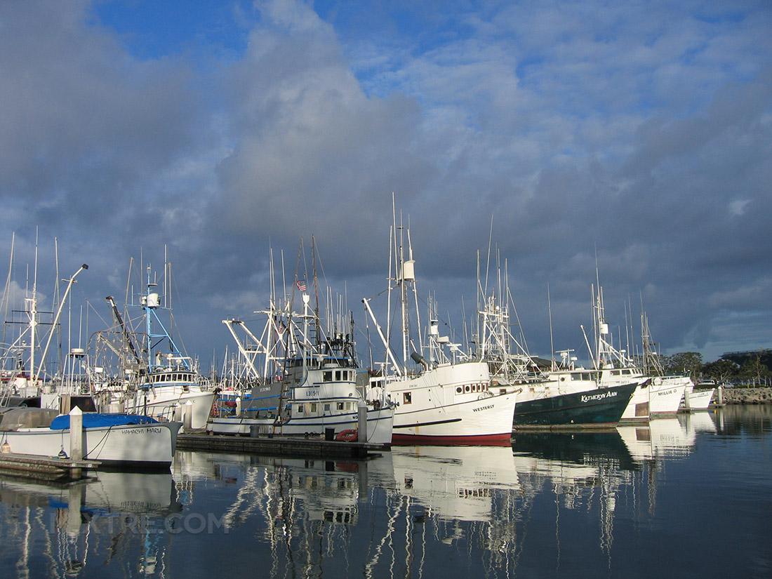 san diego fishing boats