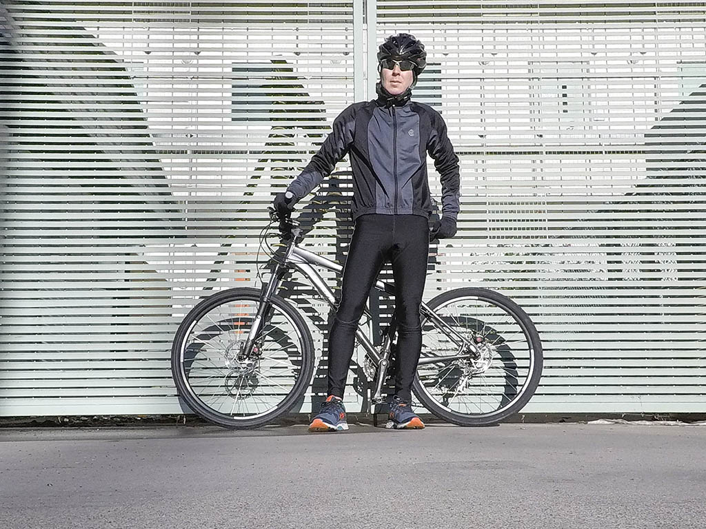 best winter cycling jacket